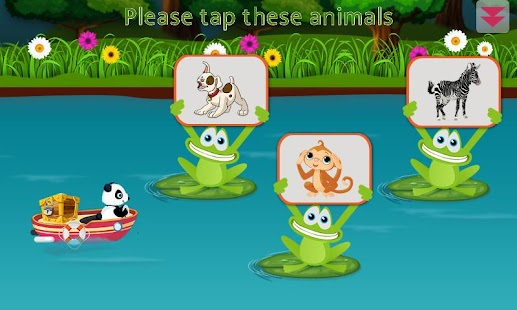 Panda Preschool Adventures- screenshot