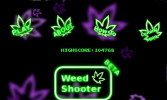 Screenshot of Weed Shooter