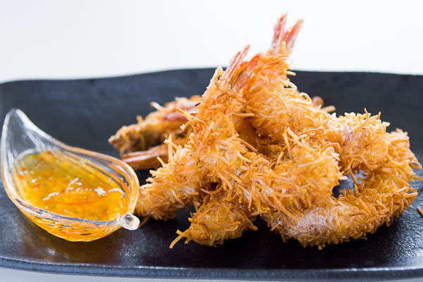 Coconut Shrimp with Spicy Orange Sauce Recipe | Yummly