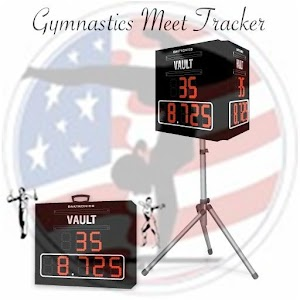 Gymnastics Meet Tracker For PC