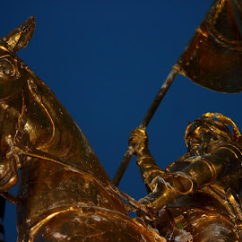 Joan of Arc New Orleans by Christie Henderson - Novices Only Objects & Still Life ( new orleans, joan of arc )