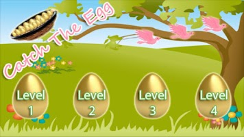 Screenshot of Catch the Egg