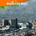 El Paso Street Map icon