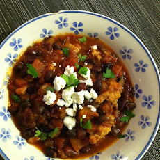 Two Bean Turkey Chili
