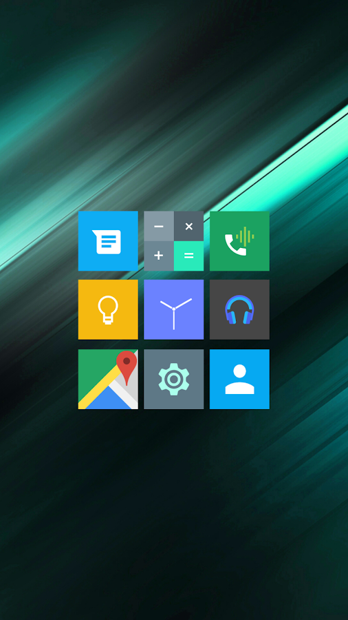 Rifon - Icon Pack Screenshot 1