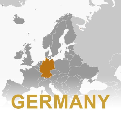 Germany Culture Guide LOGO-APP點子