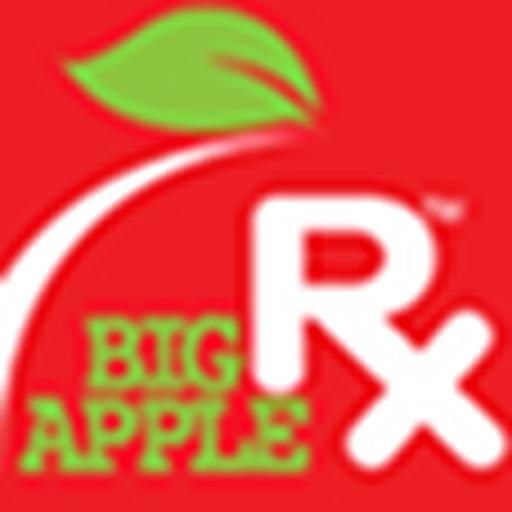醫療必備App|BigAppleRX LOGO-綠色工廠好玩App