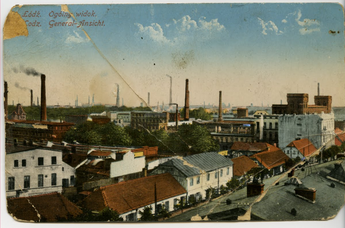 The industrial multicultural city of Lodz was the birthplace of Jan Karski (name given at birth: Kozielewski).