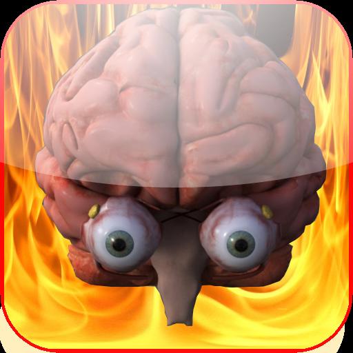 腦年齡遊戲 LOGO-APP點子
