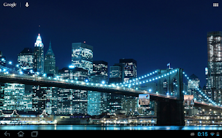Screenshot of New York City Night & Day Free