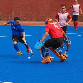 My Hockey Keeper by Syahrul Nizam Abdullah - Sports & Fitness Other Sports