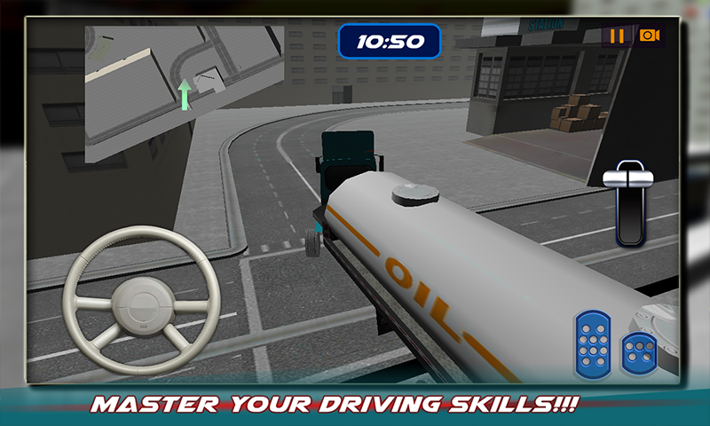 Play 18 Wheeler 3 - Free Online Games