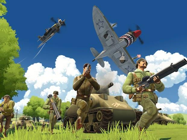 Battlefield Heroes with James Salt