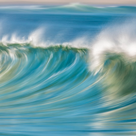 Spray by Clive Wright - Nature Up Close Water ( water, sea, ocean, seascape )