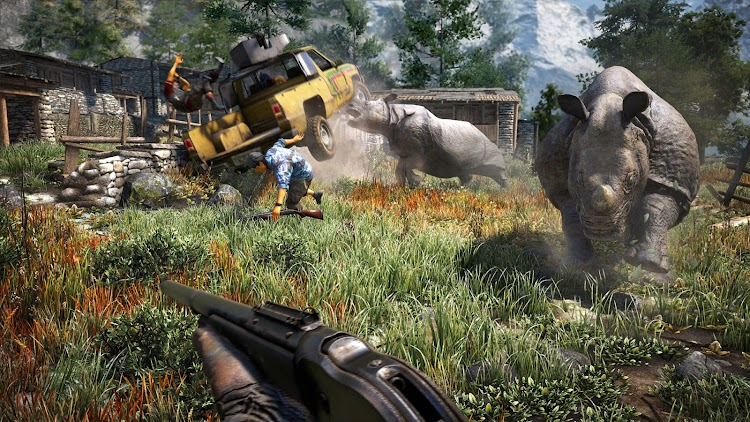 Far Cry 4 is all about player choice, has five endings