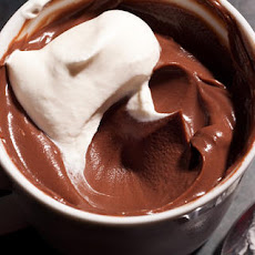Deep, Dark Chocolate Pudding Recipe