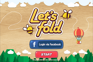 Screenshot of Let's Fold - Origami Puzzles