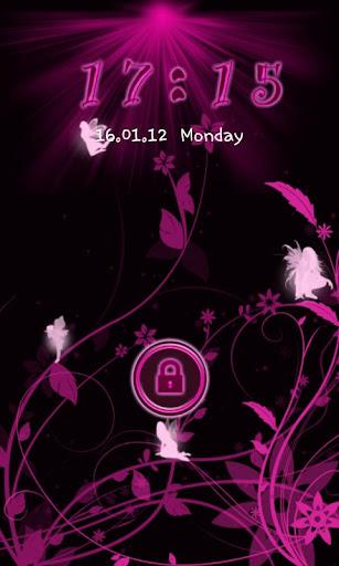 Go Locker Fairy Pink