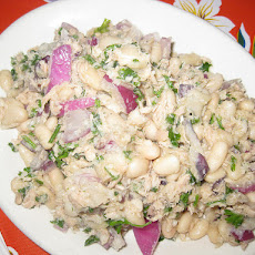 Tuna Salad #4 : Tuna and White Bean Salad