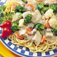 Campbell's® Healthy Request® Chicken and Pasta Primavera