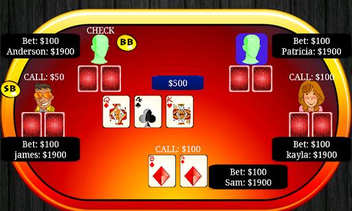 Vegas Poker - Texas Holdem - screenshot