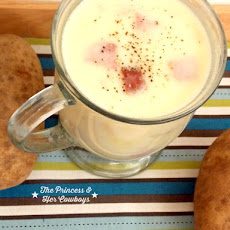 Creamy Potato & Summer Sausage Soup