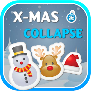 Xmas Collapse - Puzzle Mania