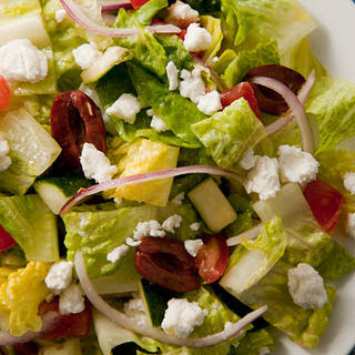 Basic Greek Salad
