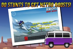 Screenshot of Extreme Road Trip