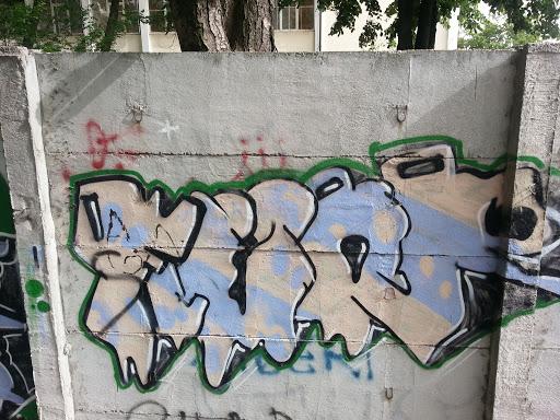 Pantelimon Graffiti