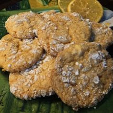 Easy Cakemix Lemon Cookies