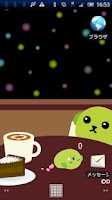 Screenshot of BatteryWidget SweetsMAME-SHIBA
