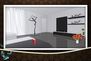Screenshot of Elegant House Escape
