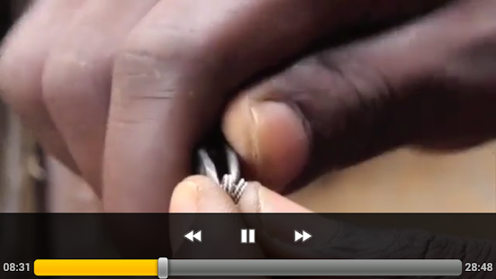 Jewelry Techniques-West Africa - screenshot