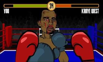 Screenshot of Super KO Boxing