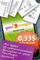 Screenshot of YouMagic Free Call SIP/VoIP/IP