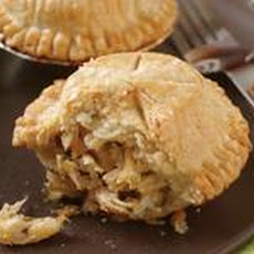 Turkey, Apple and Cheddar Hand Pies