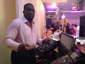 ONE OF OUR PROFESSIONAL AND ENTERTAINING DJs , ** DJ BlLITZ **