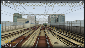 Screenshot of Hmmsim - Train Simulator