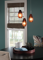 Briolette Pendant LBL Lighting