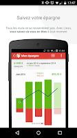 Screenshot of Linxo - mon budget, ma banque