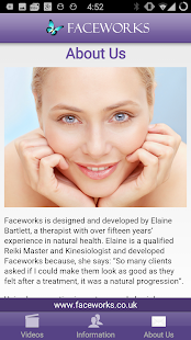 Faceworks Natural Facelift Pro - screenshot