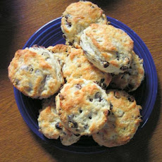 Yummy Raisin Tea Biscuits - No Sugar Added