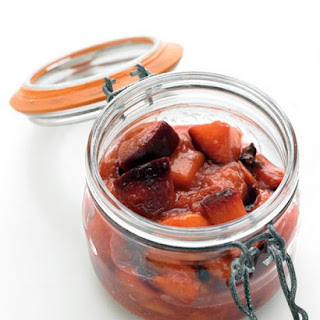 Stone-Fruit Compote