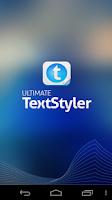 Screenshot of Text Styles, Emojis & Symbols