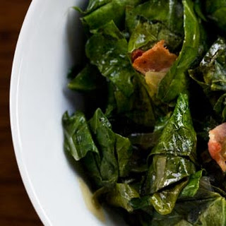 Collard Greens with Bacon