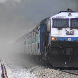 Video:https://www.youtube.com/watch?v=cmCI2MpmLhI by Railfan Pragyan - Transportation Trains