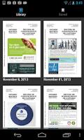Screenshot of LSUC – Ontario Reports