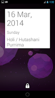 Screenshot of Hindu Calendar Plus (2014)