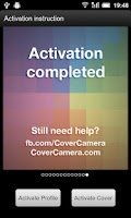 Screenshot of CoverCamera for Social